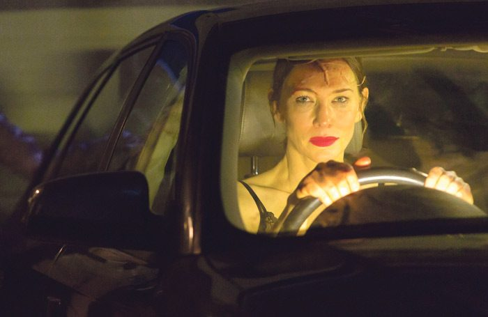 Cate Blanchett in When We Have Sufficiently Tortured Each Other. Photo: Stephen Cummiskey