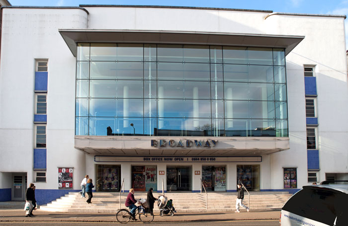 The Broadway Theatre in Peterborough is one of the 31 venues on the 2019 Theatres at Risk register. Photo: Ian Grundy