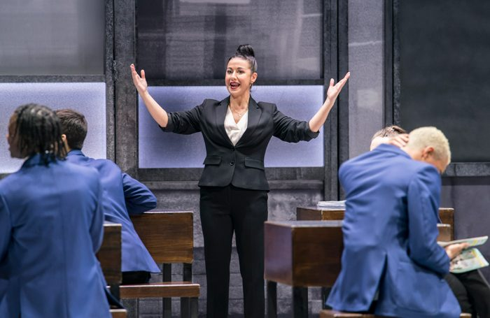 Hayley Tamaddon in Everybody's Talking About Jamie. Photo: Johan Persson
