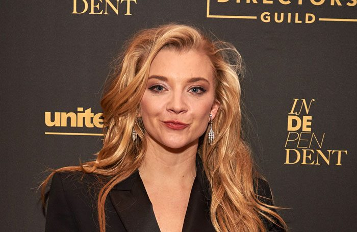 Natalie Dormer at the Casting Directors' Guild Awards. Photo: Scarlet Page