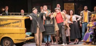 The Only Fools and Horses musical, currently at the Theatre Royal Haymarket