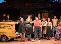 Only Fools and Horses the Musical at Theatre Royal Haymarket, London. Photo: Johan Persson