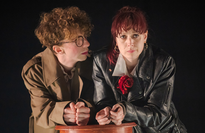 The Taming of the Shrew at Sherman Theatre. Photo: Mark Douet