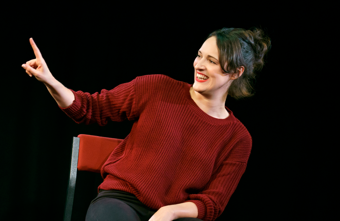 Phoebe Waller-Bridge in Fleabag, Soho Playhouse, New York