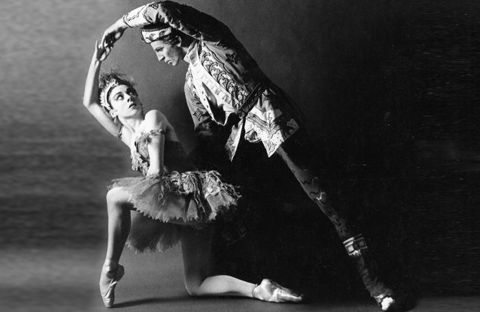 Annette Page and Ronald Hynd in The Firebird in 1959. Photo: Roy Round