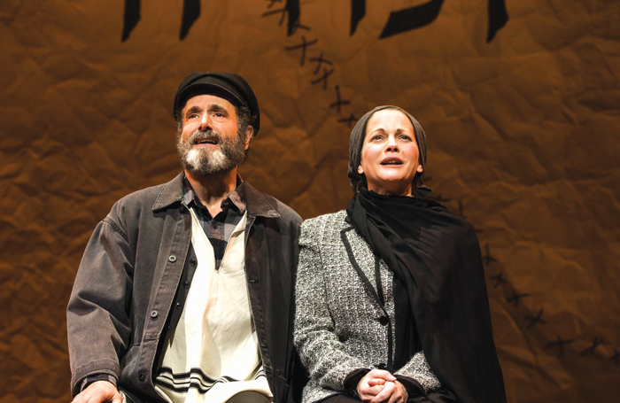 Fiddler on the Roof in Yiddish at Museum of Jewish Heritage