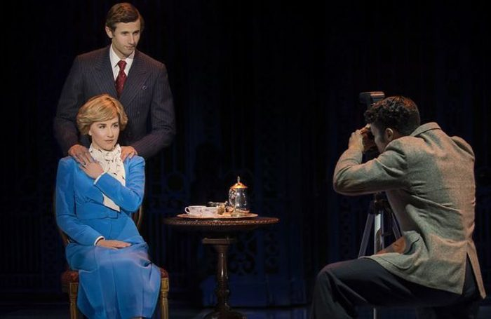 A scene from Diana: New Musical. Photo: Little Fang