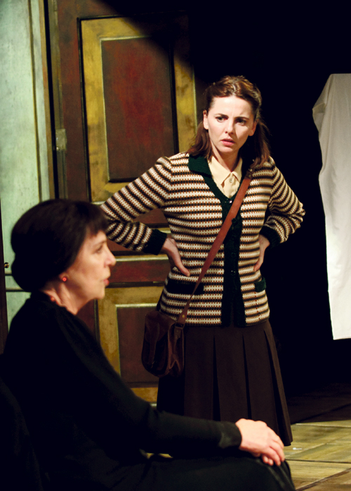 Ophelia Lovibond: 'I enjoy spending weeks building a character in the rehearsal room'