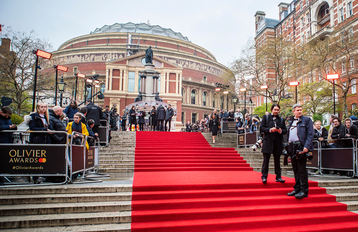 Olivier Awards to shake-up categories and voting for 2020
