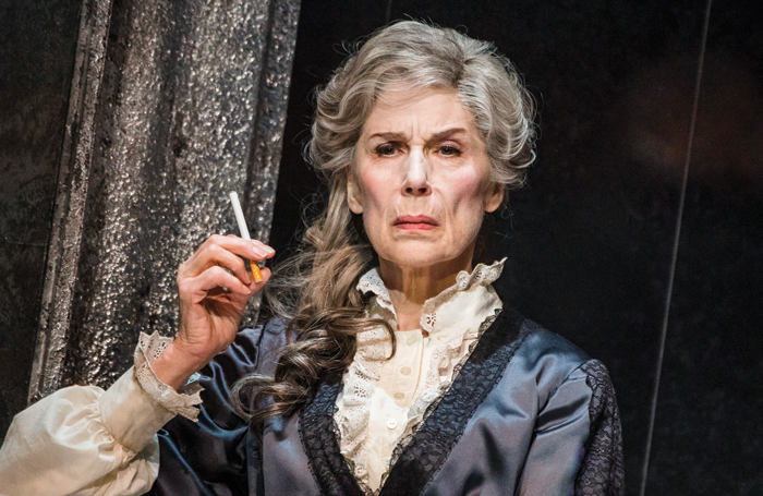 Rosalind Plowright as the Old Baroness in Vanessa at Glyndebourne last year. Photo: Tristram Kenton