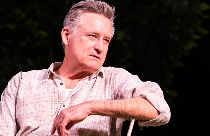 Bill Pullman in All My Sons. Photo: Tristram Kenton