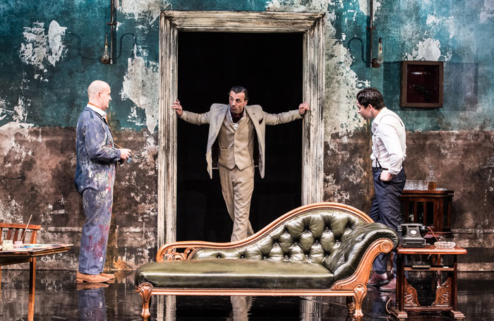 The Picture of Dorian Gray review at Richmond Theatre, London