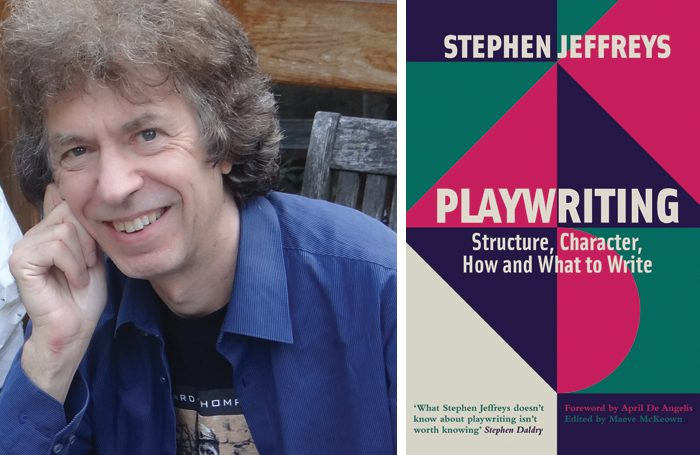 Stephen Jeffreys and his book on playwriting
