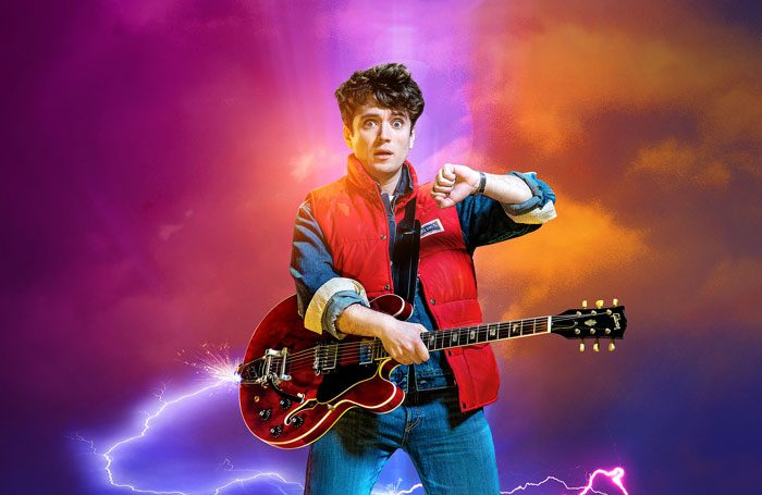 Back to the Future Musical Sets 2020 World Premiere