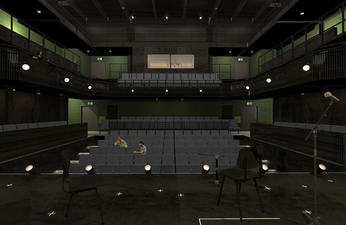 Cameron Mackintosh gifts £1 million to Mountview as theatre is unveiled in his name
