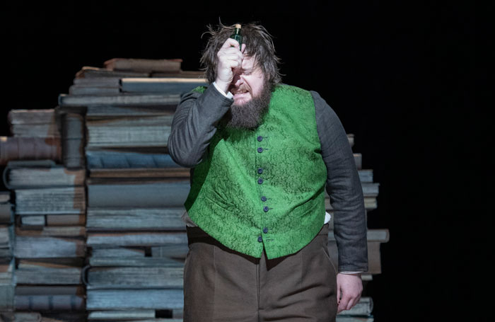 La Damnation de Faust review at Glyndebourne – 'problematic staging fails to convince'