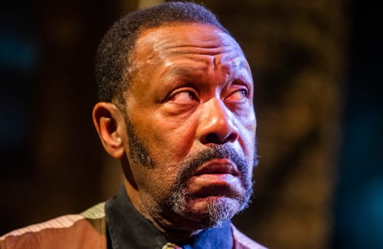 Lenny Henry in King Hedley II at Theatre Royal Stratford East. Photo: Tristram Kenton