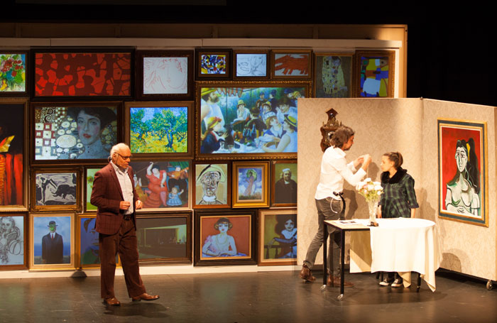 True Copy review at Brighton Festival – 'ingenious caper about a true-life art forger'