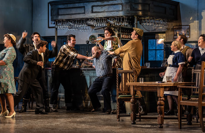 The Bartered Bride review at Garsington Opera – 'the festival at the top of its game'