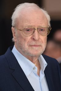 Michael Caine. Photo: Shutterstock