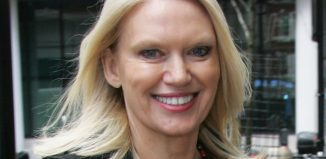 Anneka Rice. Photo: Shutterstock