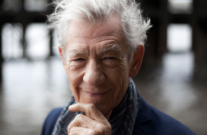 Ian McKellen urges theatremakers to insist on touring