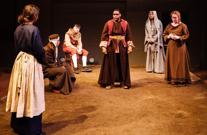 The Mob Reformers at Lyric Hammersmith. Photo: Helen Murray