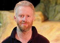 Chris Durant production manager at Northern Stage