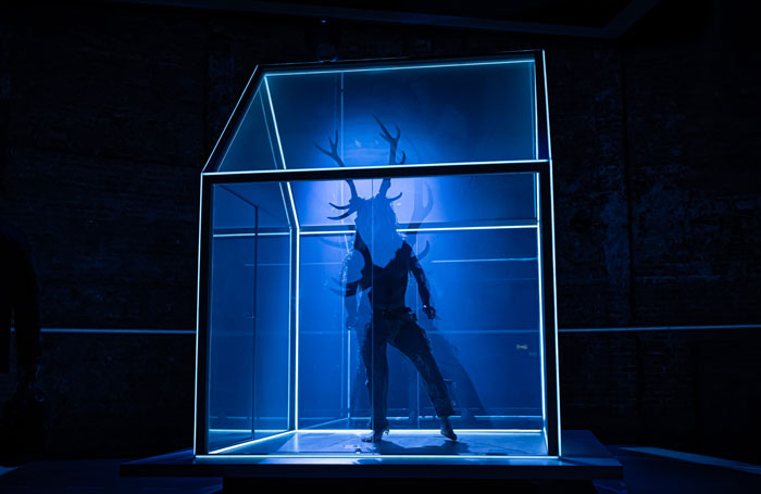 The Hunt review at Almeida Theatre, London – 'harrowing but unmissable'