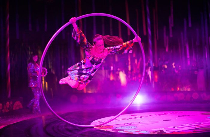 Giffords Circus: Xanadu review at Chiswick House