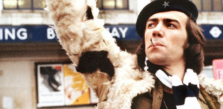 Robert Lindsay as Wolfie Smith in the BBC's Citizen Smith. Photo: BBC