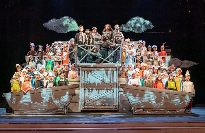 Noye's Fludde review at Theatre Royal Stratford East