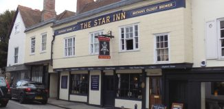 The Star Inn in Guildford. Photo: Neil Clifton