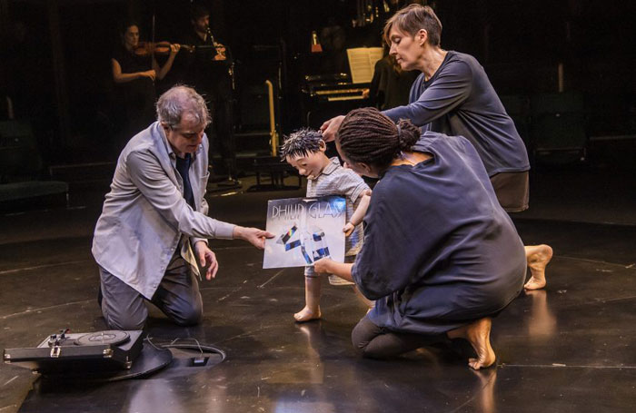 Tao of Glass review at Royal Exchange Theatre, Manchester