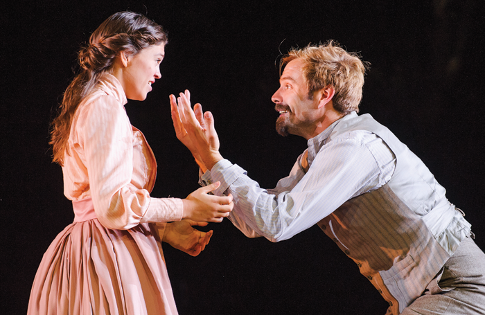 The Seagull at Regent's Park: panelist Peter admires Chekhov for straddling comedy and tragedy. Photo: Tristram Kenton