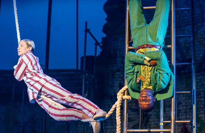 Peter Pan to close early at Troubadour White City Theatre
