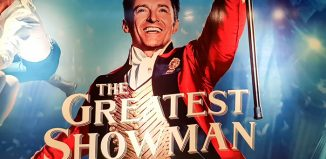 A poster for the film version of The Greatest Showman. Photo: Shutterstock
