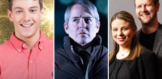 Jac Yarrow, Matthew Broderick and Irene Sankoff and David Hein – all nominated for The Stage Debut Awards. Photos: Marc Brenner/Andrew Rowat