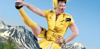 Jennifer Irons in Yukon Ho! (Tall Tales from the Great White North) at Summerhall, Edinburgh