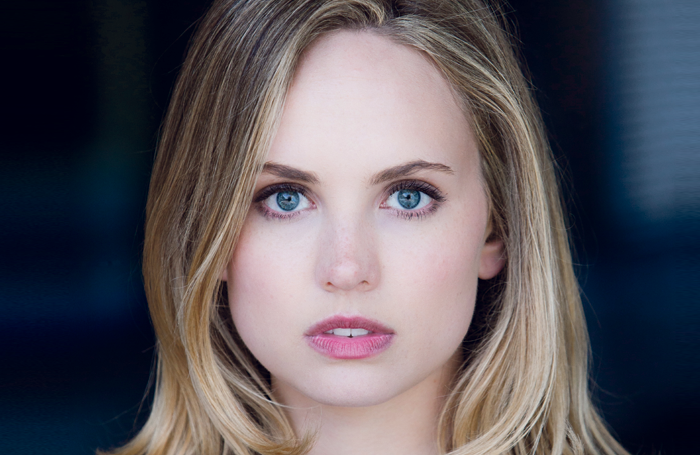 Meaghan Martin: 'I got my first job after auditioning for one of my heroes'