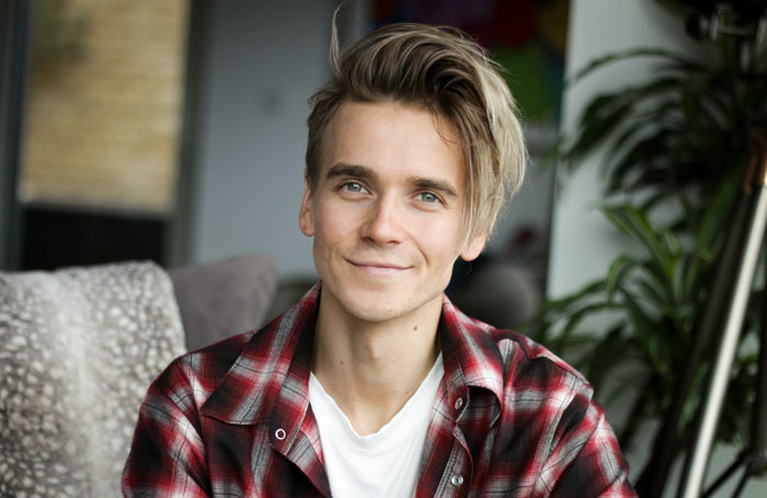 YouTube star Joe Sugg: 'Negativity around my Waitress casting spurs me on – I will prove people wrong'