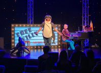 West End Producer - Free Willy at Assembly Checkpoint, Edinburgh