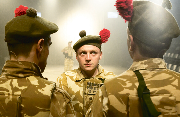 The National Theatre of Scotland's multi-award-winning hit Black Watch started life at the fringe