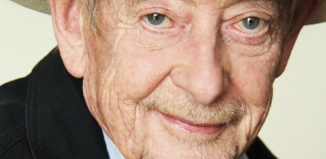 Derek Fowlds. Photo: Lisa Bowerman