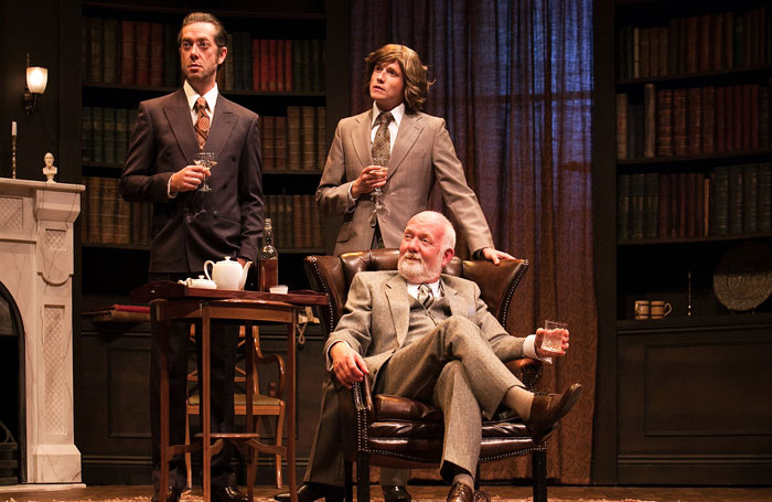 No Man's Land review at Hull Truck Theatre – 'haunting and darkly funny'