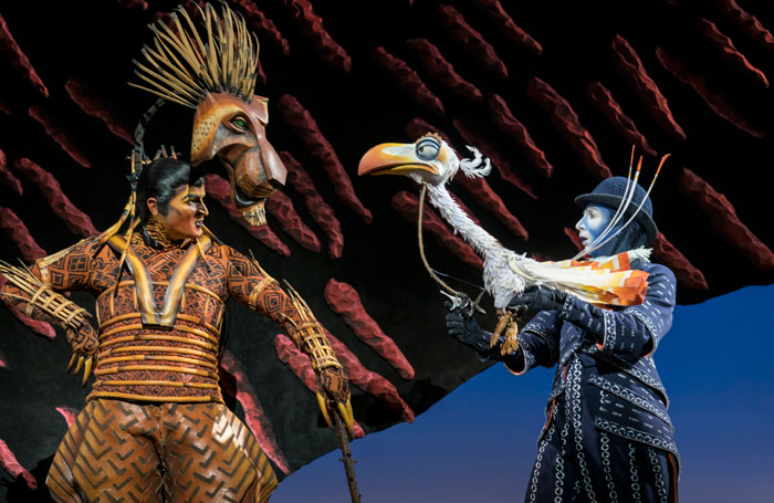 The Lion King review at Bristol Hippodrome – 'still the king of musicals'