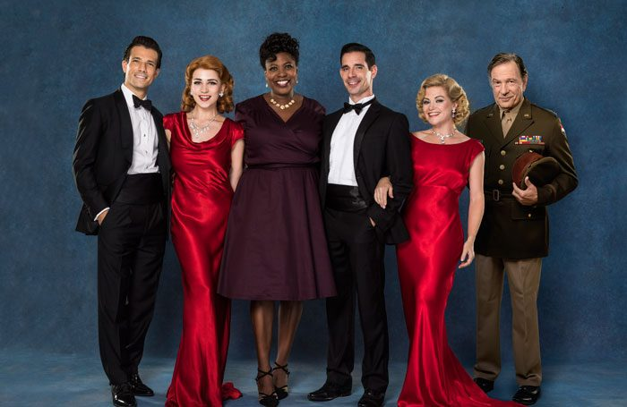 Hope At Christmas Cast.Full Cast Announced For White Christmas At The Dominion