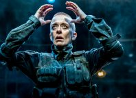 Lucy Ellinson in Macbeth at the Royal Exchange Theatre, Manchester. Photo: Johan Persson