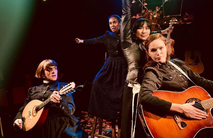 Call Me Fury review at Hope Theatre, London – 'offers much potential'