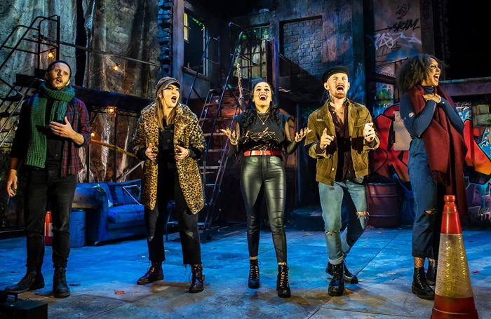 Brooklyn the Musical review at Greenwich Theatre, London – 'overly sentimental musical' | Review | Theatre | The Stage